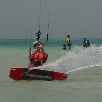 kiteboarding Egypt, kite kurzy Egypt