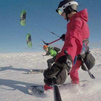 snowkiting, kite kurzy, kite škola, snowkite, kite trip, kite4fun, dovolená, víkend